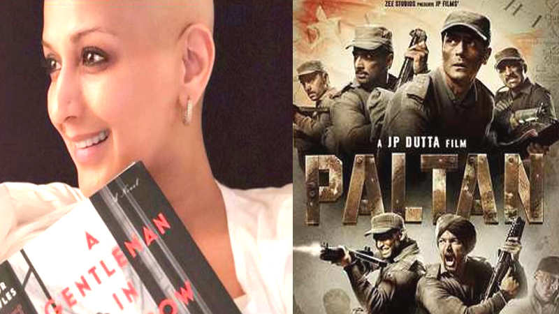 Public review of Paltan; MLA wrongly tweets about Sonali Bendre's demise, and more...