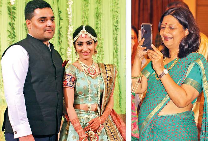 (L) Naman and Nikita (R) Rekha (BCCL/ Arvind Kumar)