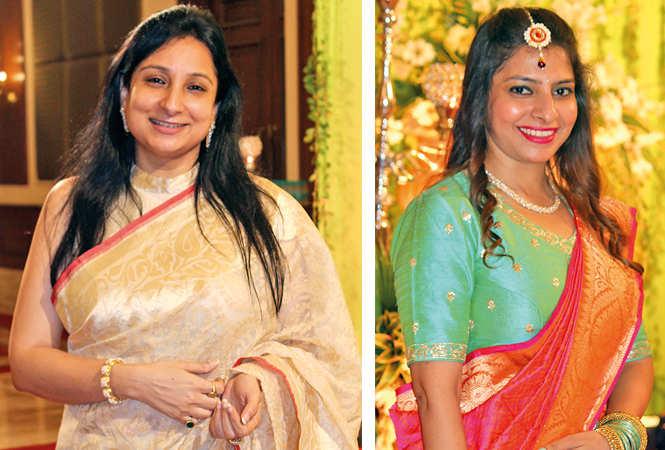 (L) Nidhi (R) Sakshi (BCCL/ Arvind Kumar)