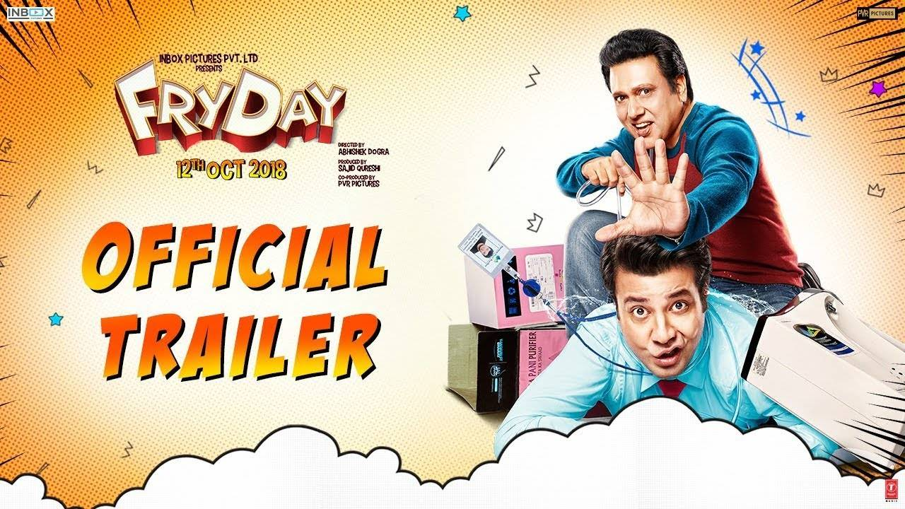 Fry Day - Official Trailer