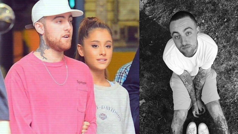 Ariana Grande remembers ex-boyfriend Mac Miller