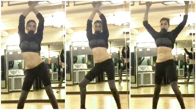 Sushmita Sen's belly dancing to 'Dilbar' is the best way to beat Monday blues