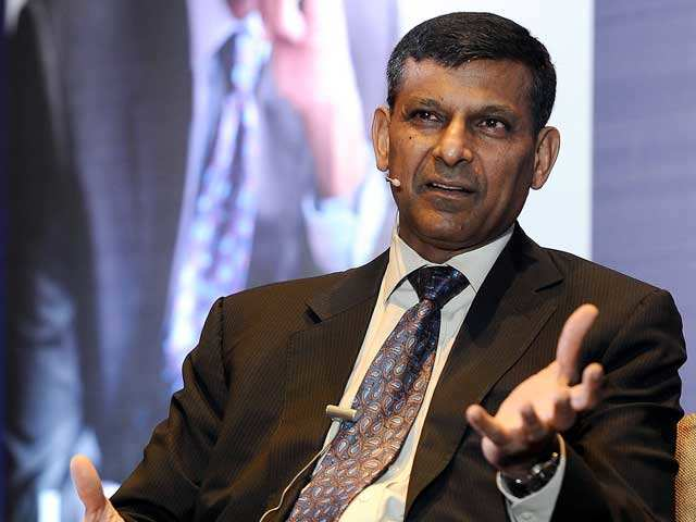 A chunk of bad loans came up during 2006-2008, says Raghuram Rajan