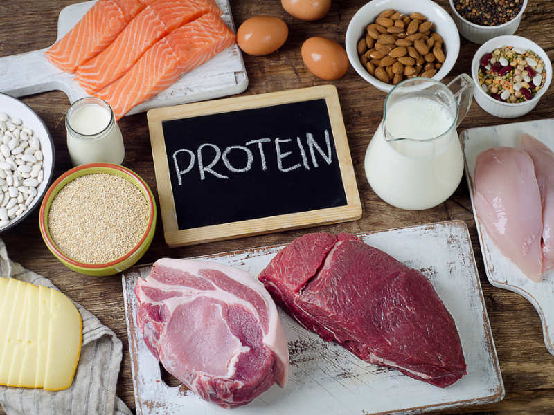 Add protein to your diet