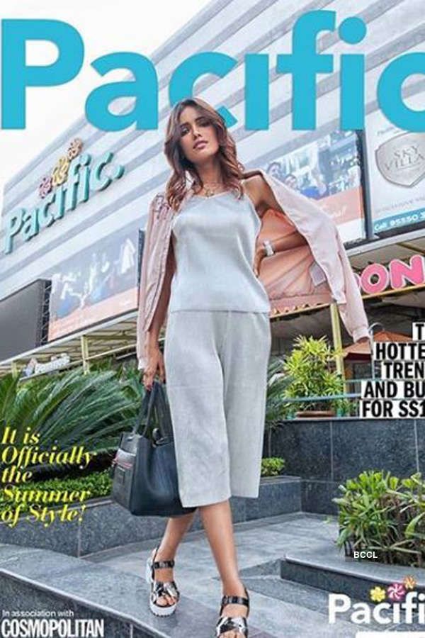 Vartika Singh features on the cover of Cosmopolitan Magazine