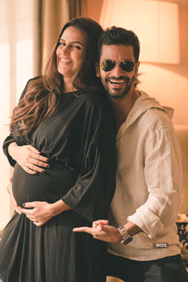 When beauty queens flaunted their baby bump