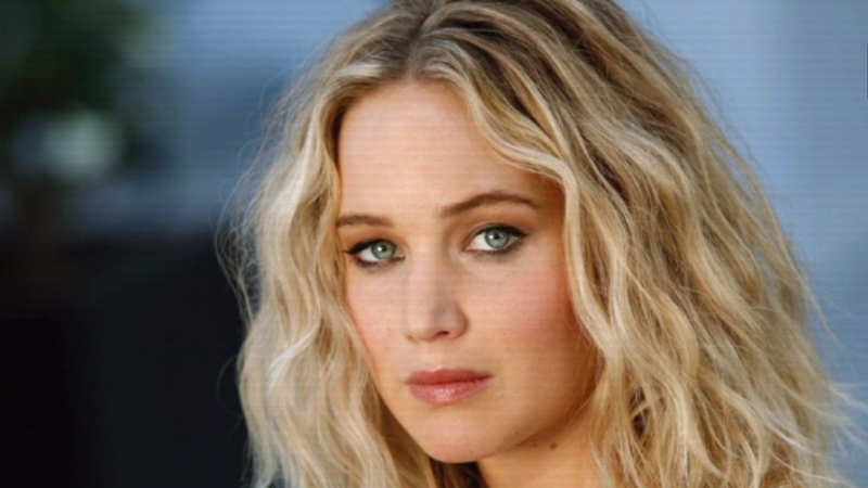 Jennifer Lawrence is on social media!