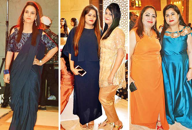 (L) Meghna (C) Pritha and Aashita (R) Shalini and Pooja (BCCL/ IB Singh)