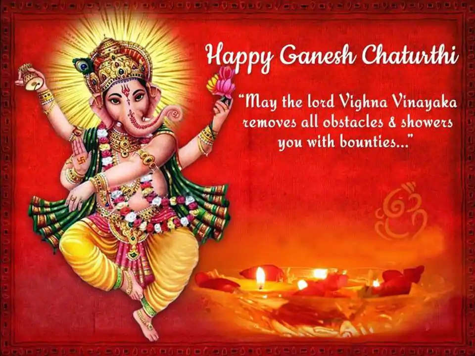 Vinayaka Chavithii 2018 Images, Messages, Wishes