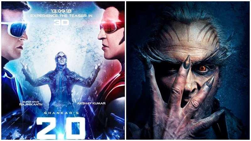 Rajinikanth-Akshay Kumar starrer '2.0' costs whopping Rs 542 cr only on VFX
