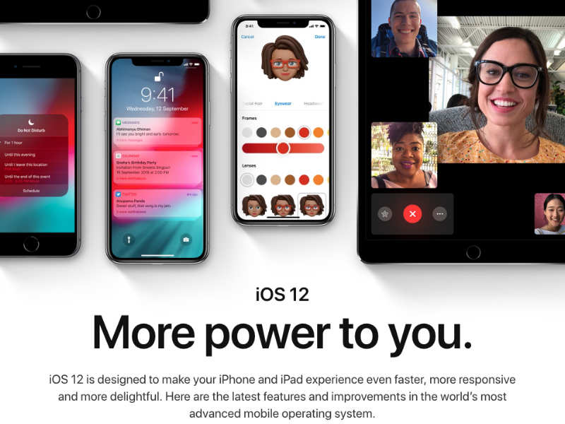 Apple iOS 12 update roll out starts September 17: All you need to know - Mobile News | Gadgets Now
