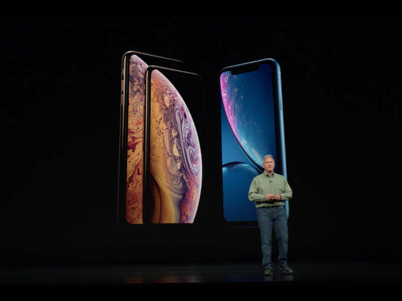 8 biggest features of Apple iPhone Xs, iPhone Xs Max and iPhone XR | Gadgets Now