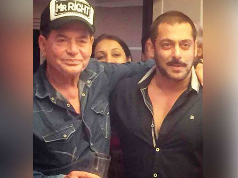 Salman Khan talks about the man his father Salim Khan warned him would  destroy his career