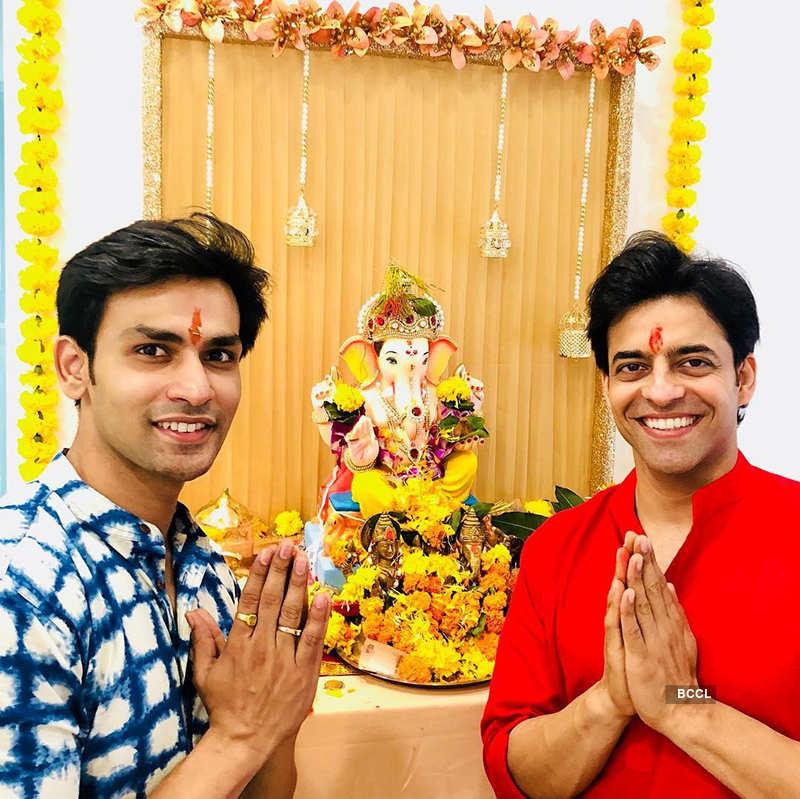 Ganesh Chaturthi 2018: Here's how TV stars celebrate Ganesh Chaturthi