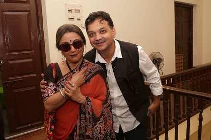 Aparna sen, Srijit Mukherjee  (2)