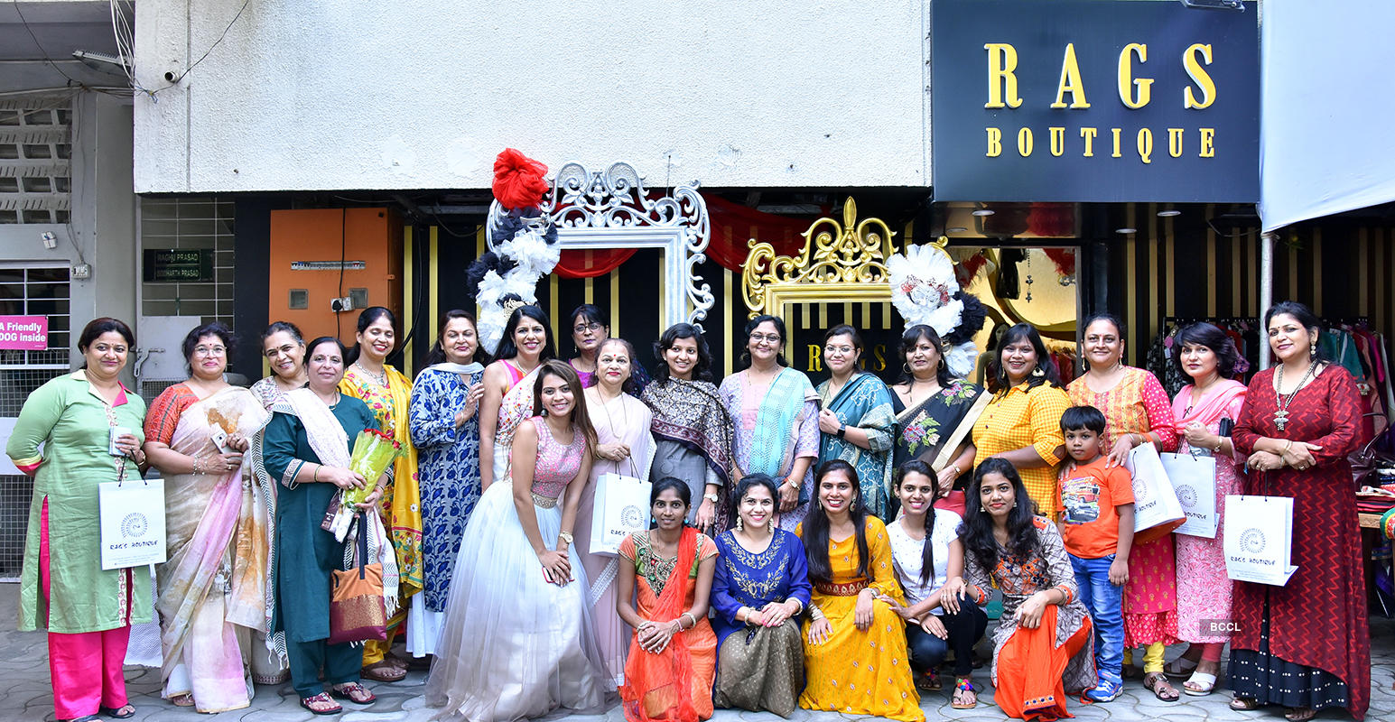 Shailaja Prasad celebrates 20th anniversary of her boutique