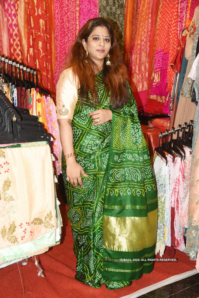 Vimonisha's lifestyle exhibition