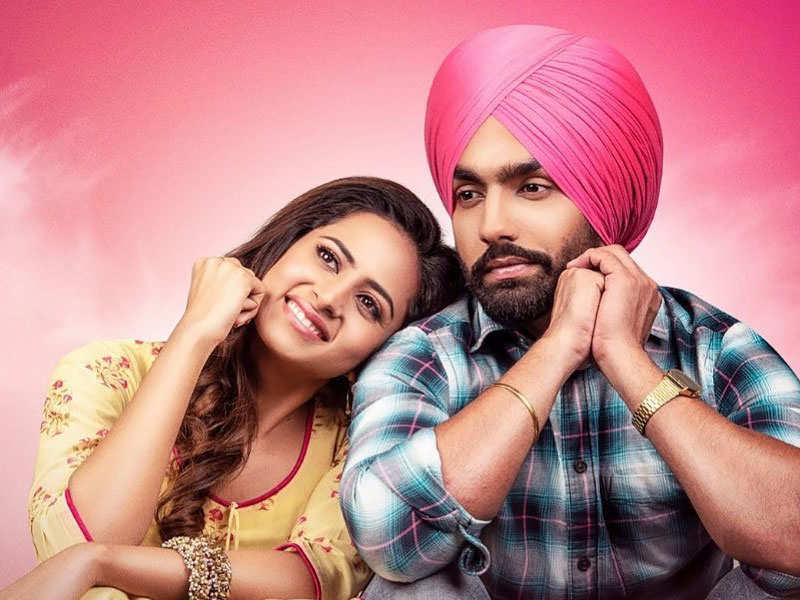 Qismat Sargun Mehta And Ammy Virk Are Counting Down Days To The