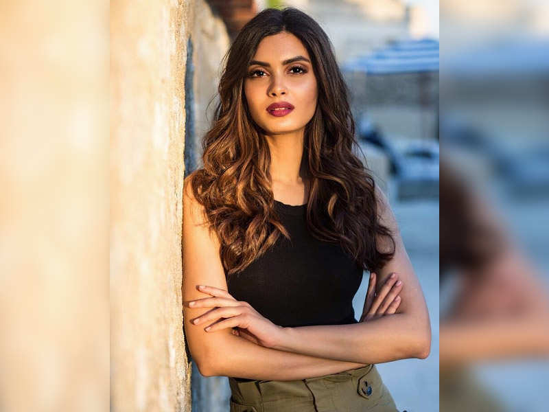 Diana Penty looks smouldering in her latest Instagram picture!