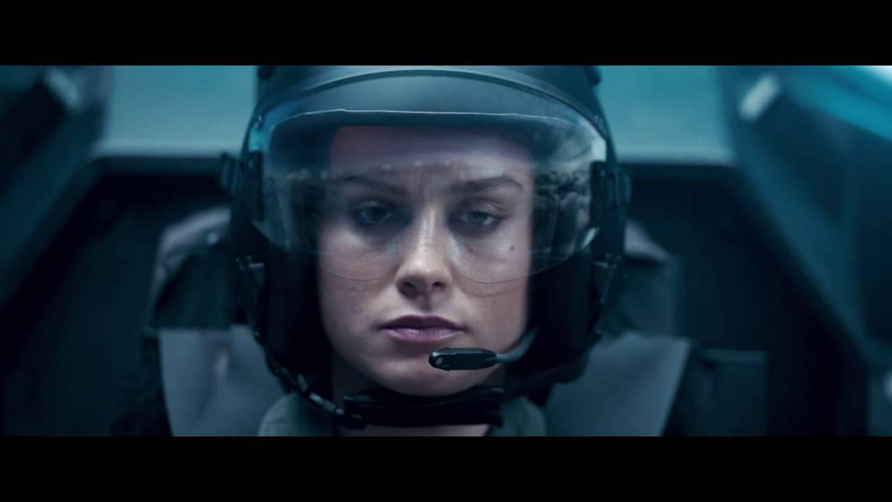 Captain Marvel - Official Teaser (Hindi)