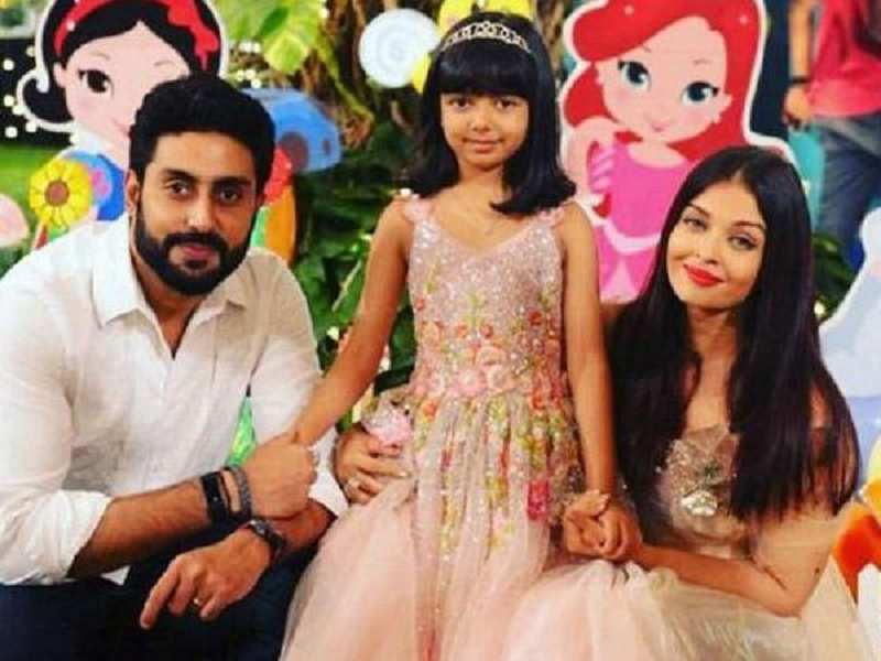 Abhishek Bachchan opens up on Aaradhya watching her parents together in  'Gulab Jamun'