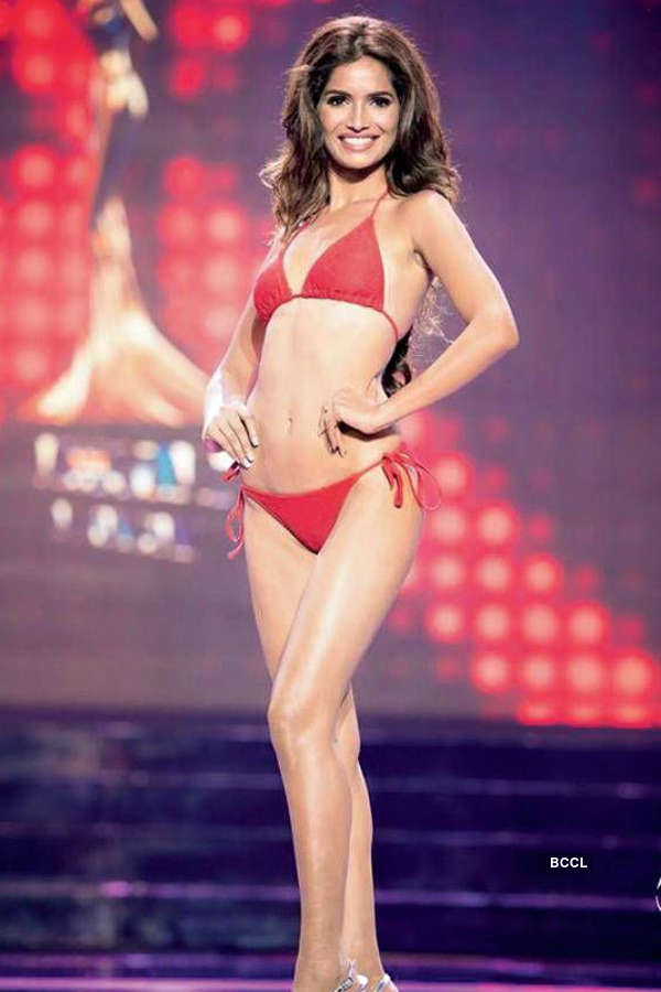 Sizzling bikini pictures of Miss Grand India winners