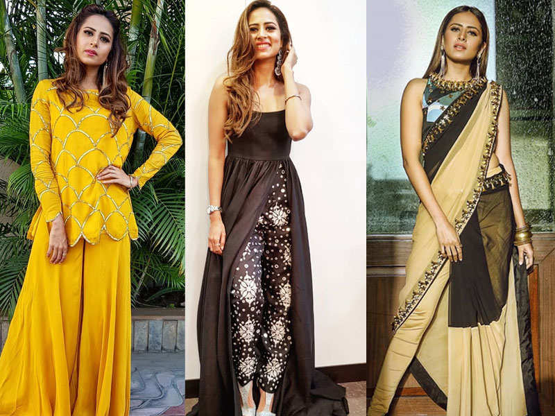 Sargun Mehta Is Slaying The Fashion Game During The Promotion Of