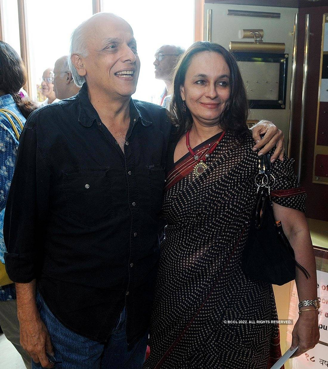 Rare and unseen pictures of noted Bollywood film director & producer Mahesh Bhatt