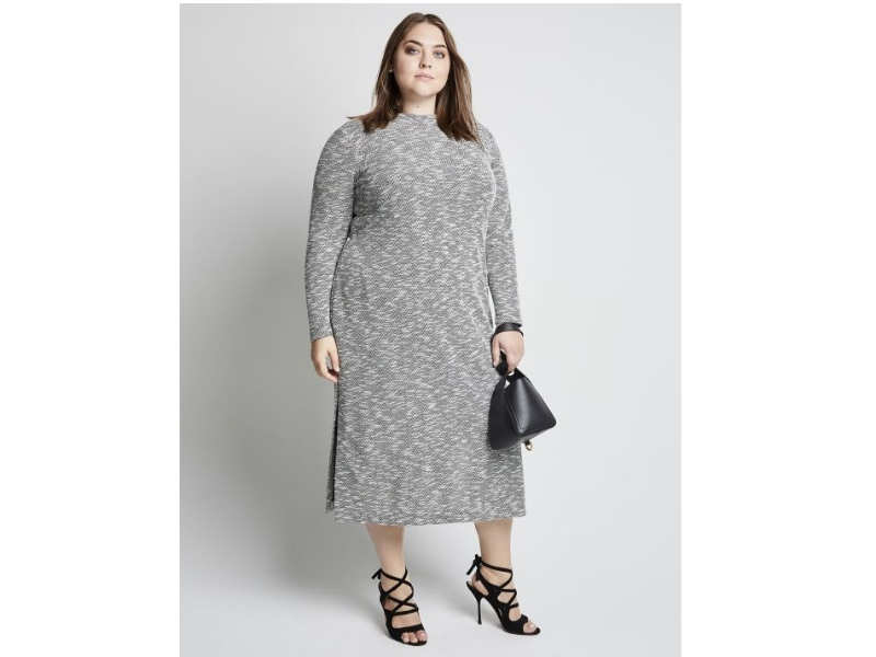 9ace660cfe3c8 CoEdition x Hutch s  Camila Dress  is perfect if you want to take your  office look into the night for an after-party. Their sizes go from 10 and  upward and ...