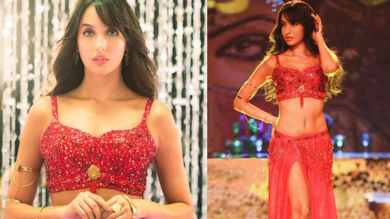 Nora Fatehi is scared about her singing debut with 'Dilbar'