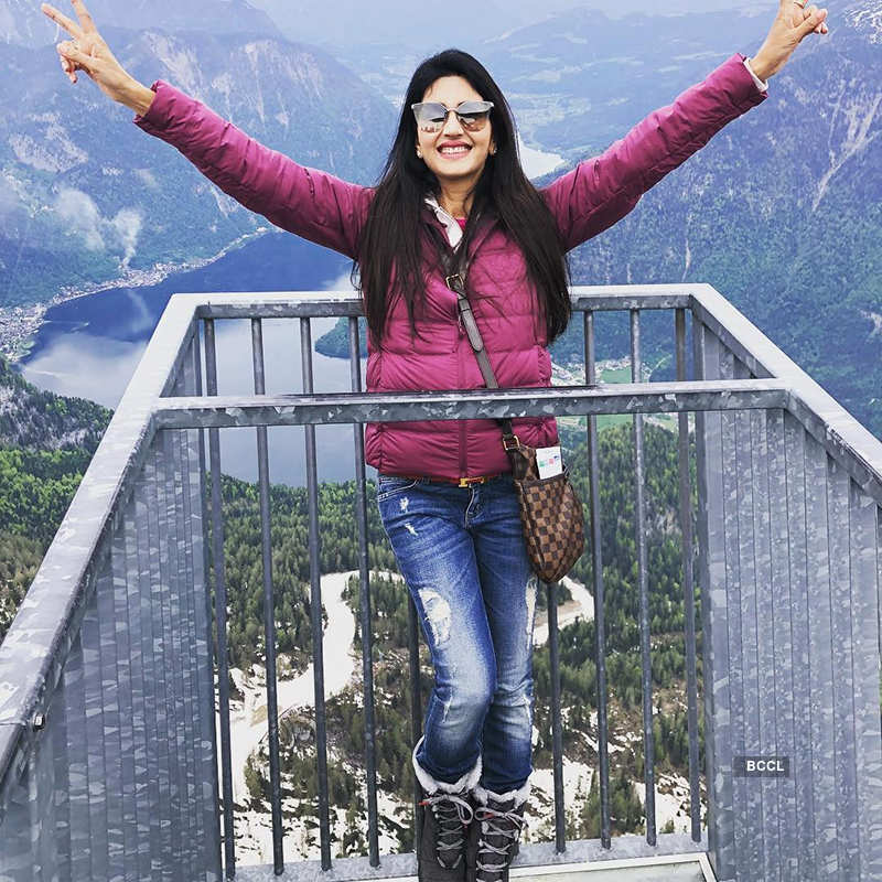 Yatra fame Deepti Bhatnagar doesn't seem to age at all