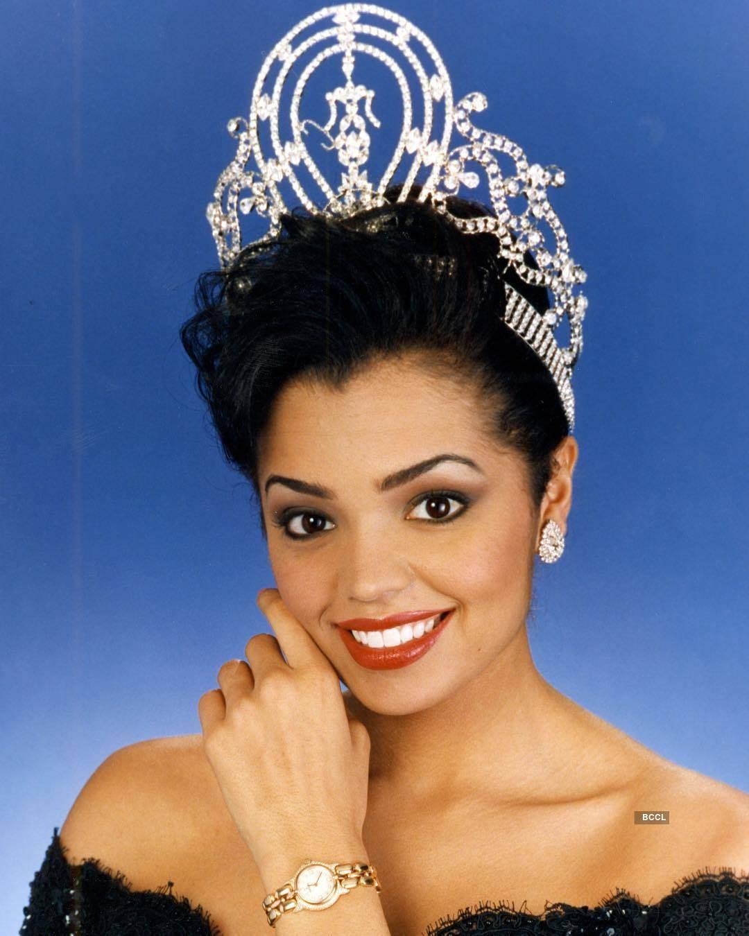 Miss Universe 1995 passes away