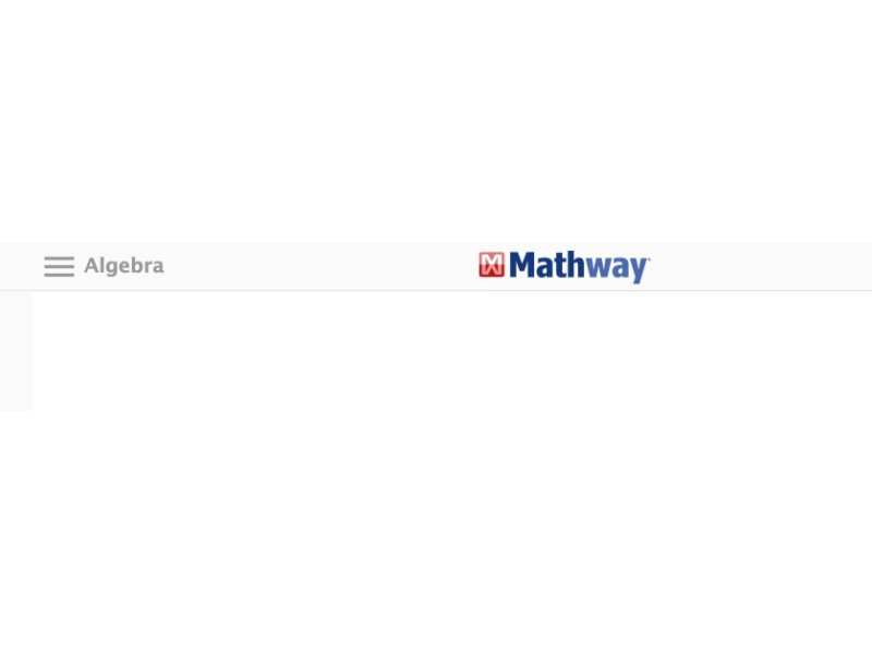 Mathway: For those tough maths problems | Gadgets Now on