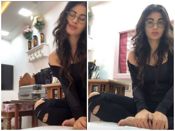 Mouni Roy's spectacle look that's going viral