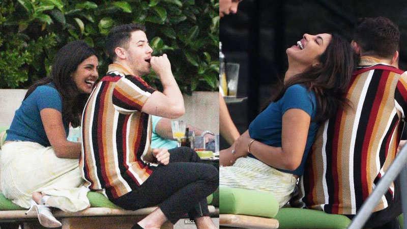 Priyanka Chopra-Nick Jonas' new PDA pictures go viral
