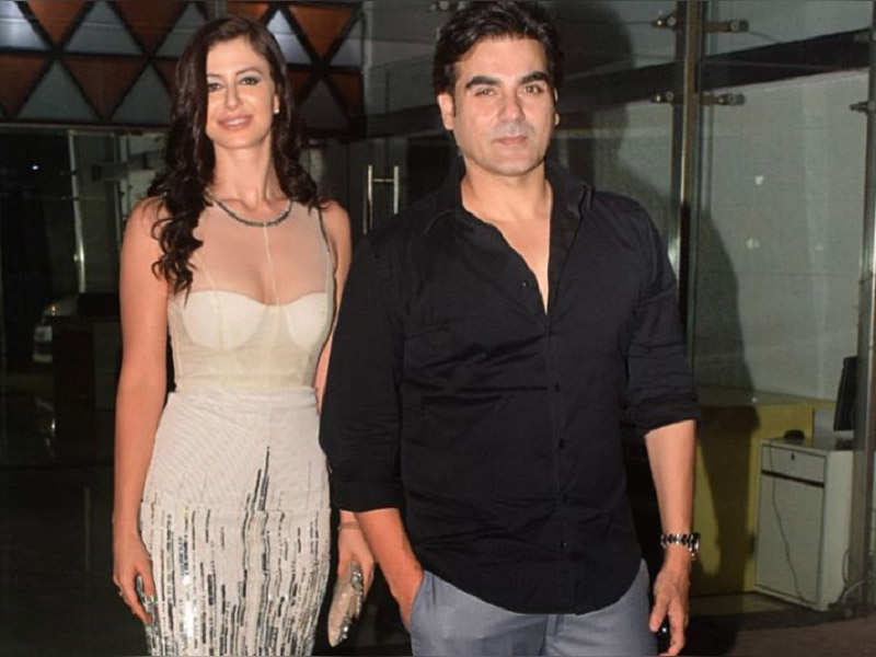 Arbaaz Khan and Georgia Andriani to get married in the court next year?