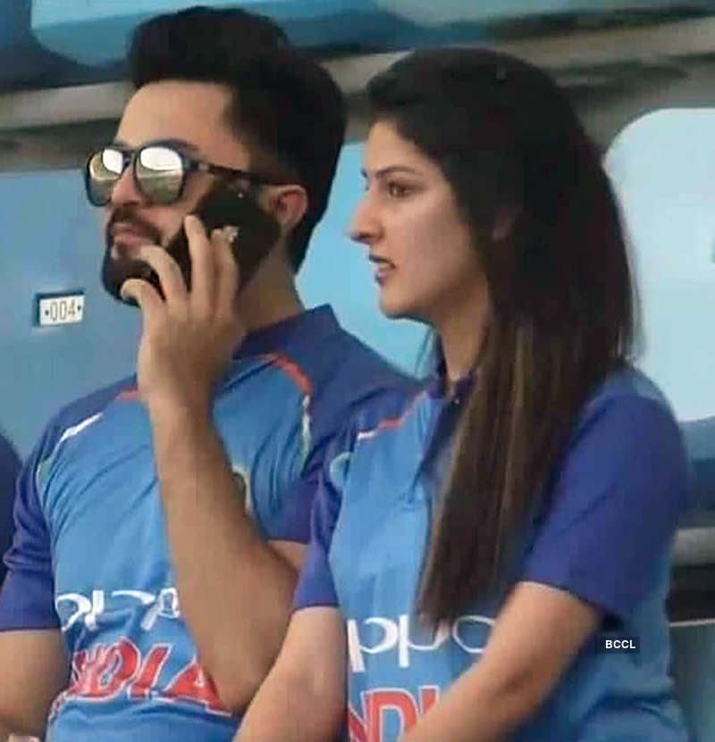 Here's India's answer to Pakistan's Asia Cup internet sensation, see pictures