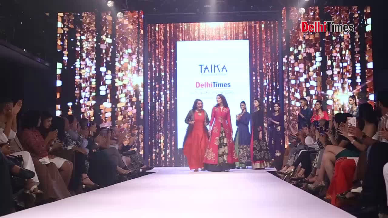 Recap - Day 3: Delhi Times Fashion Week