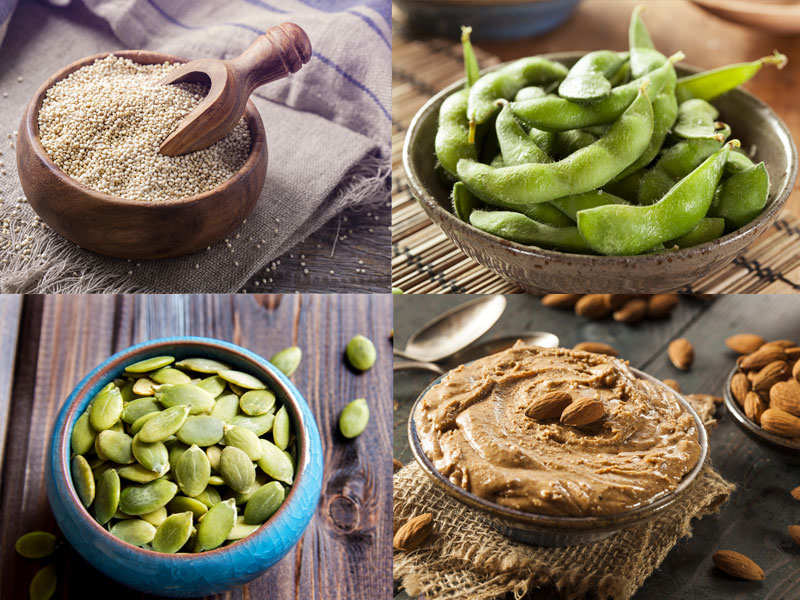 10 Vegetarian Foods That Have More Protein Than Egg
