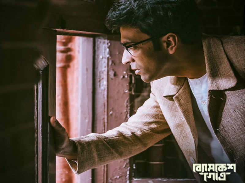 Abir flaunts his tensed look in new 'Byomkesh Gowtro' poster