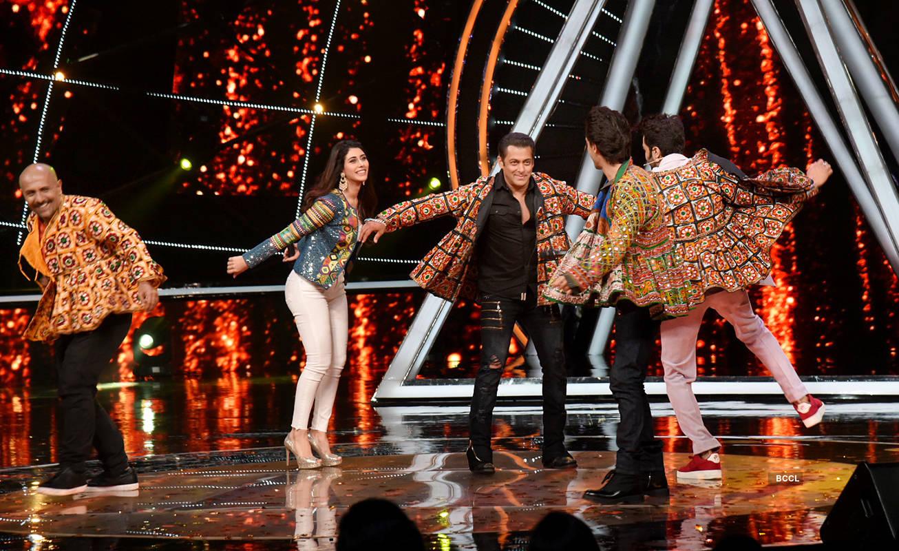 Indian Idol Season 10: On the sets