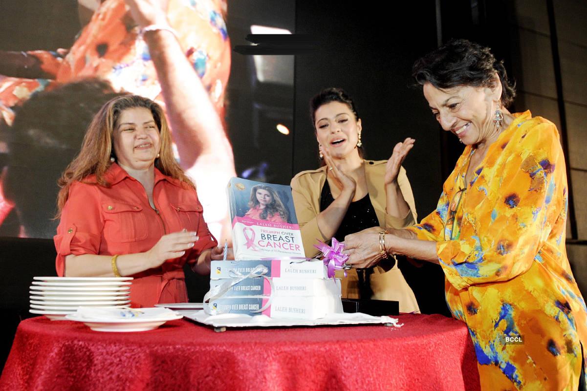 Triumph Over Breast Cancer: Book launch