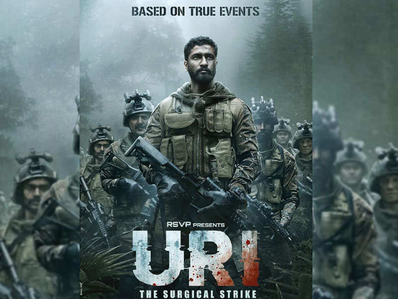 Image result for uri movie official posters
