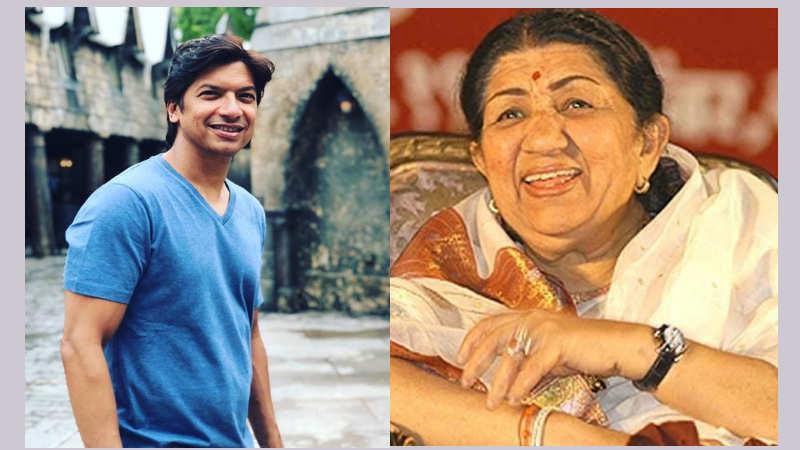 Singer Shaan wishes Lata Mangeshkar on her birthday