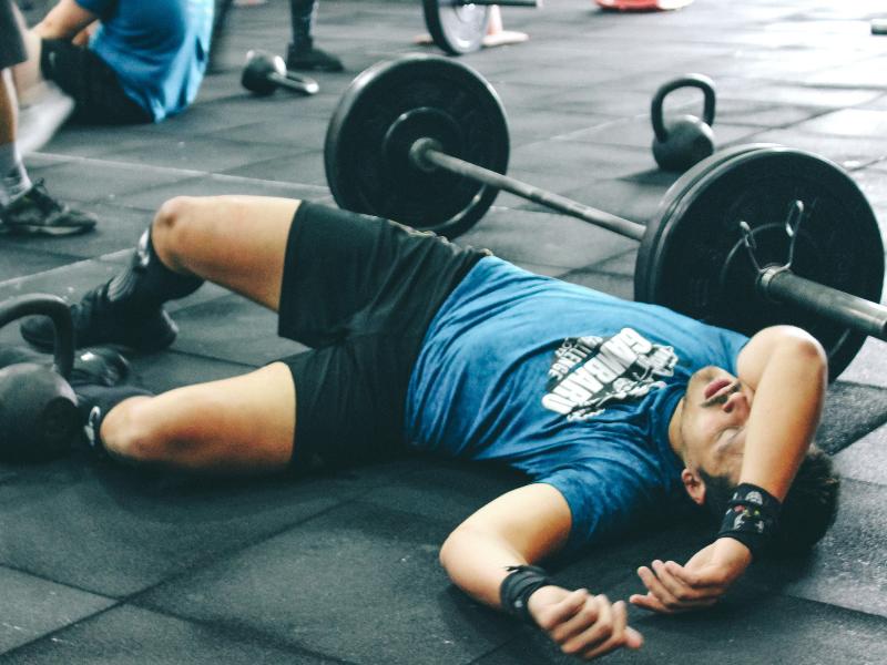 Over training = Injury