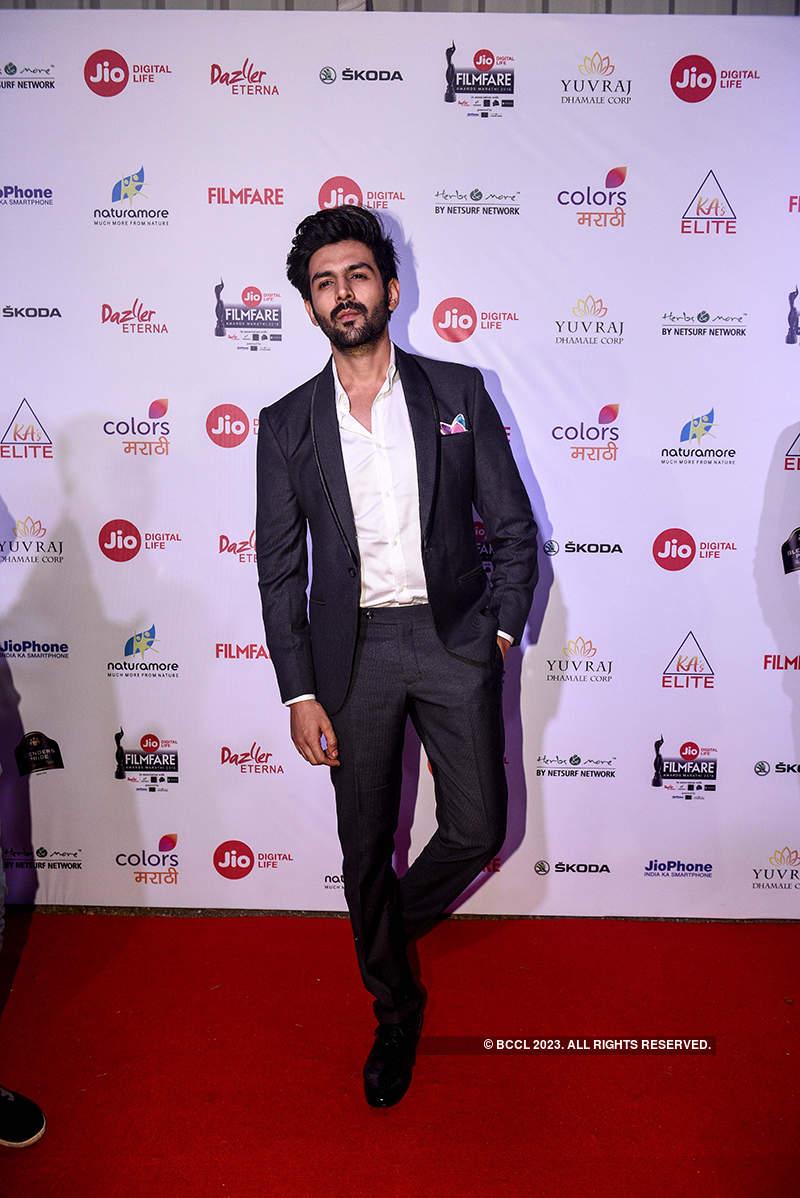 4th Jio Filmfare Awards Marathi 2018: Red Carpet