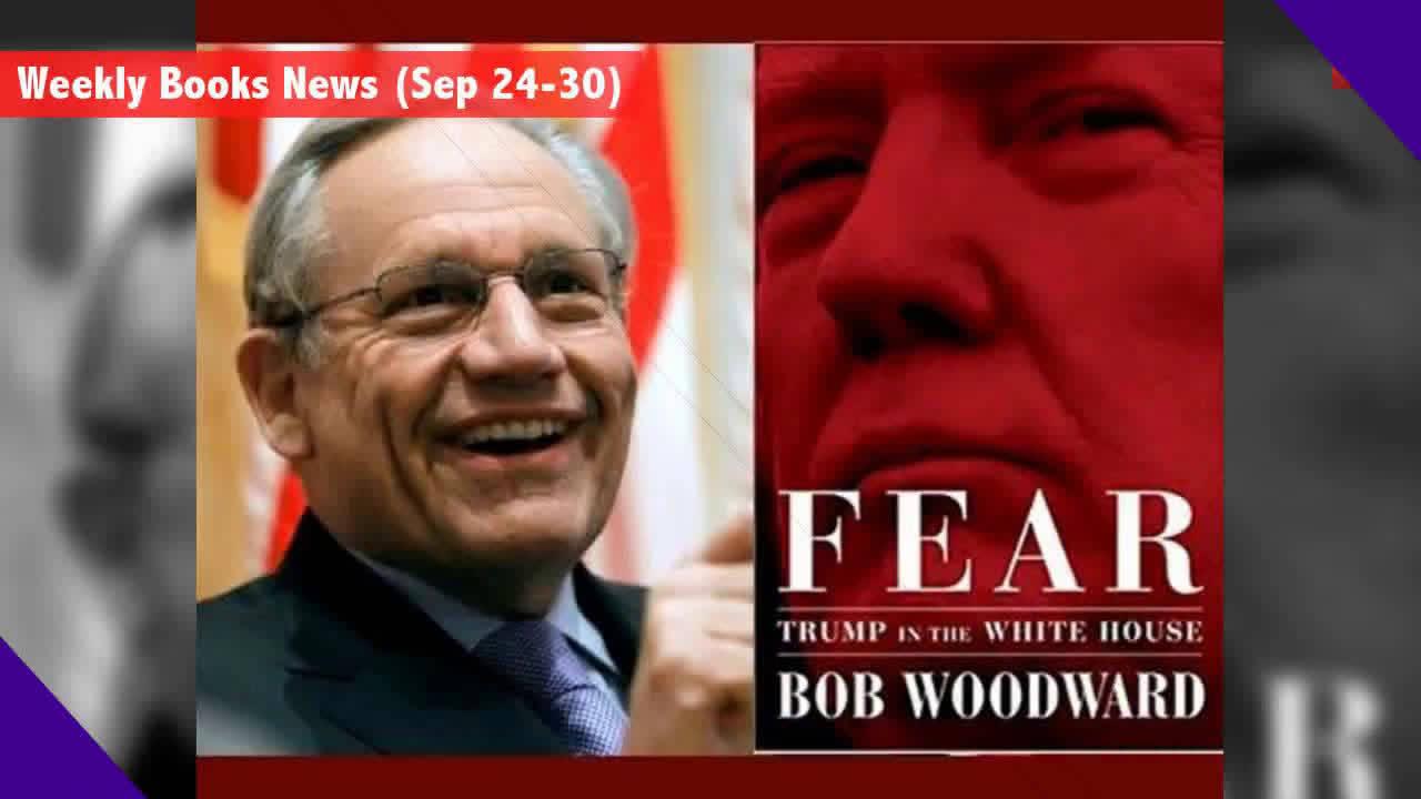 Weekly Books News  Sep (24-30)