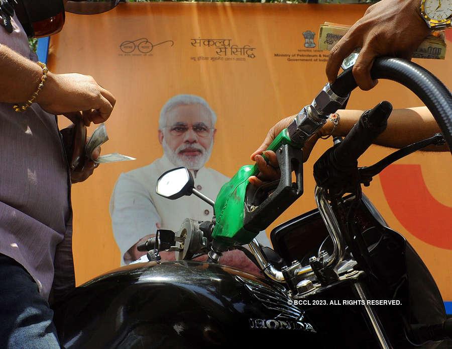 Petrol nears Rs 91 in Mumbai