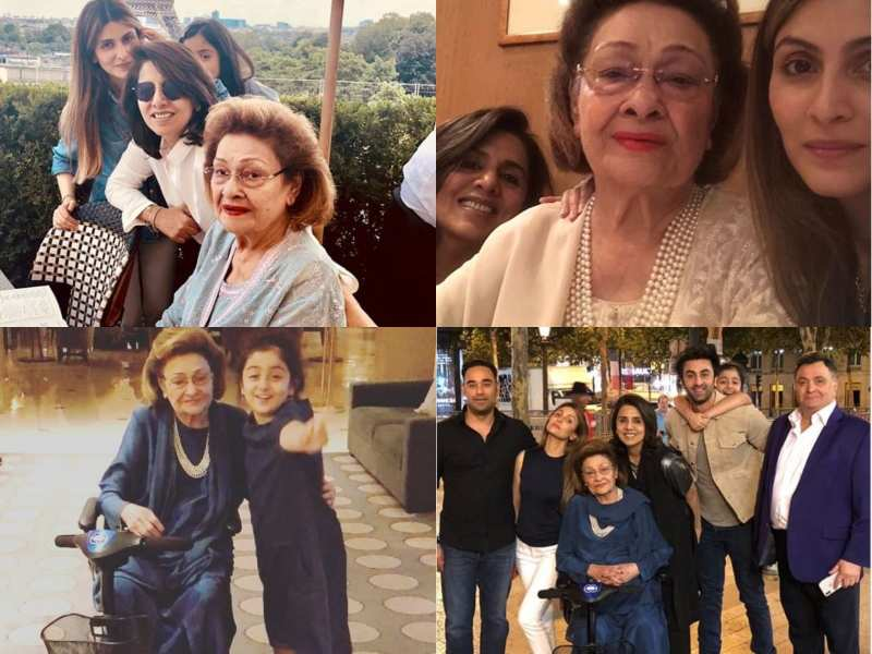 Kapoor family sex alone!