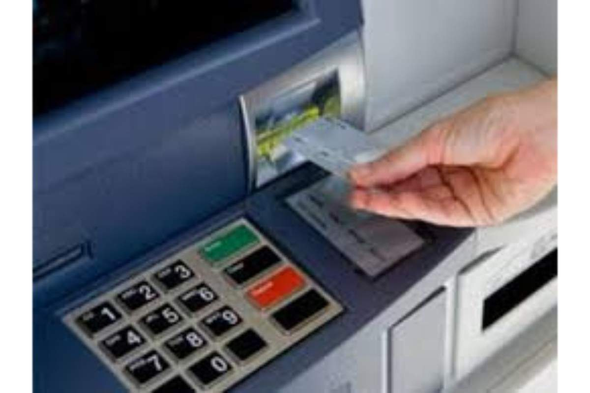 Spotting a skimmer: Another sign to spot a skimmer is to check if the card reader on the ATM machine is loose